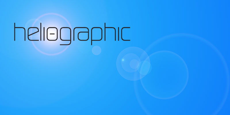 heliographic design
